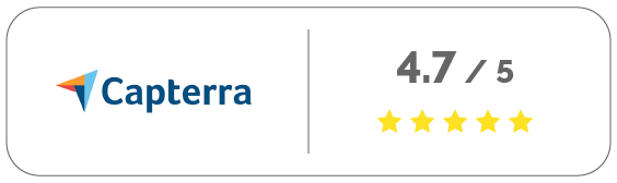 Capterra review for ChargeStripe, a mobile payment app for Stripe
